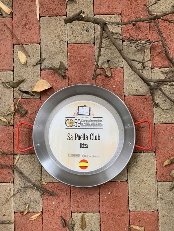 Best paella in the World 2019· 59 internacional paella competition